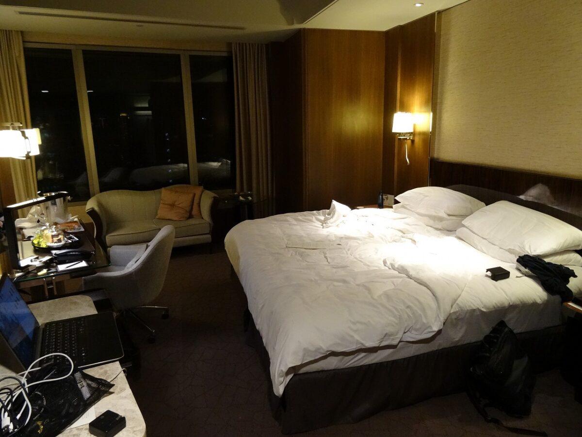 5つ星!シャングリ・ラホテル台北に滞在してみた