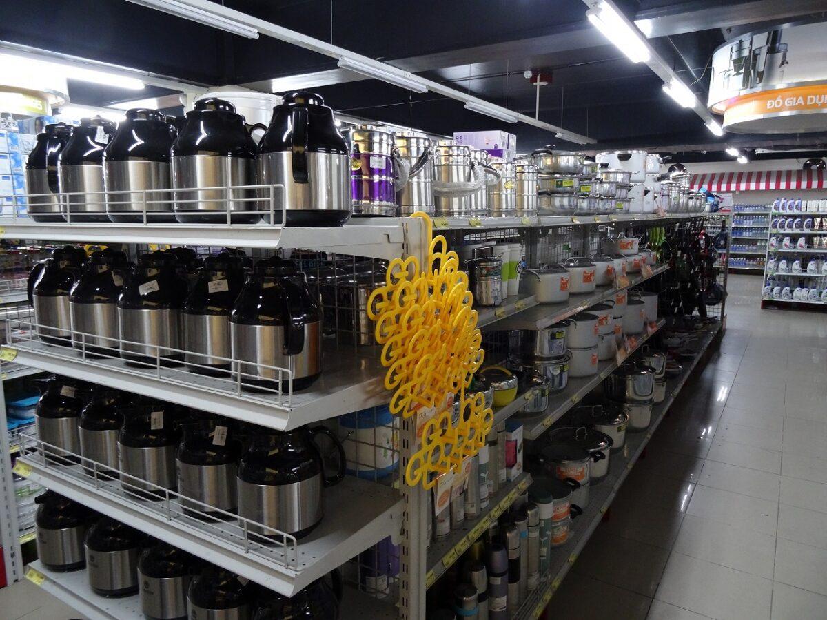 グロいものがいっぱい!ベトナム・ハノイのスーパー!