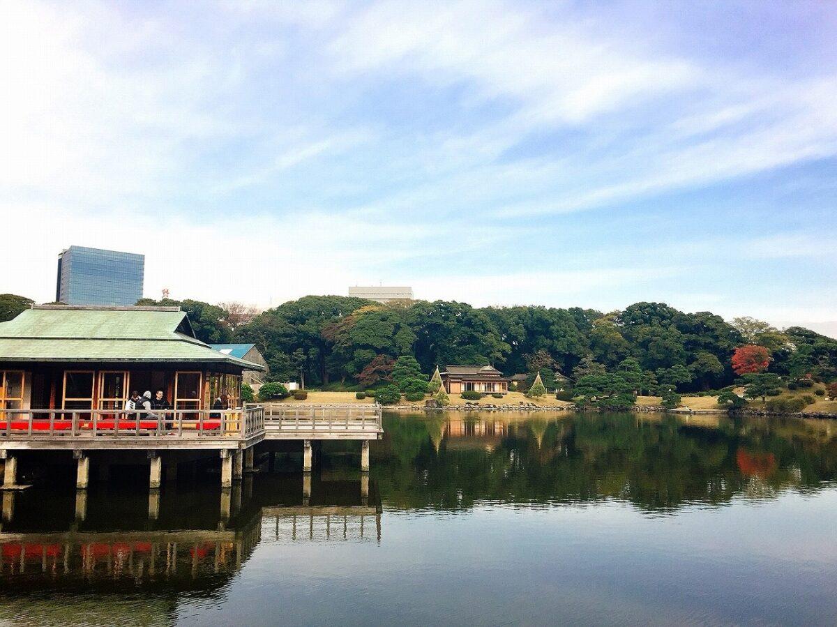 CONRAD TOKYOの期間限定ホワイトアフタヌーンティーに行ってみた。