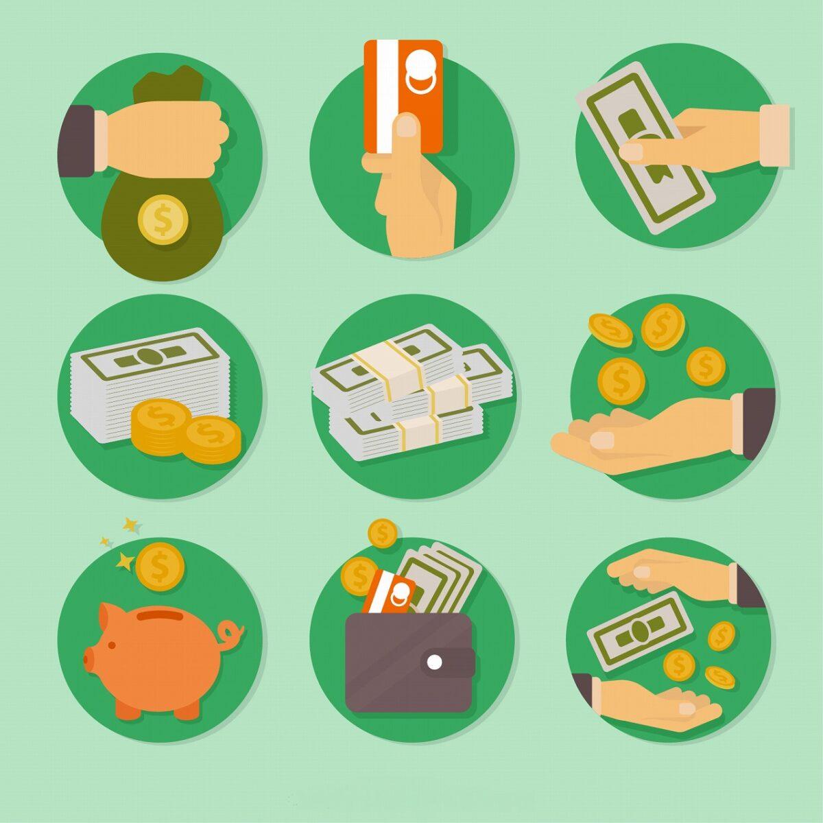 お金に働いてもらう!お金の知識を身につけるためにおすすめする本3選