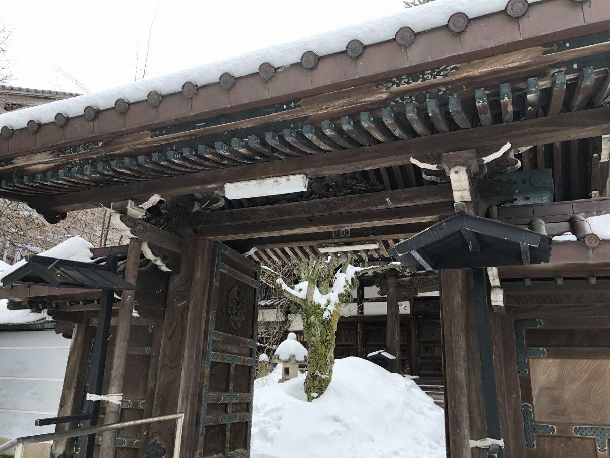 仕掛けがいっぱい!金沢の妙立寺(通称:忍者寺)を見学してみた