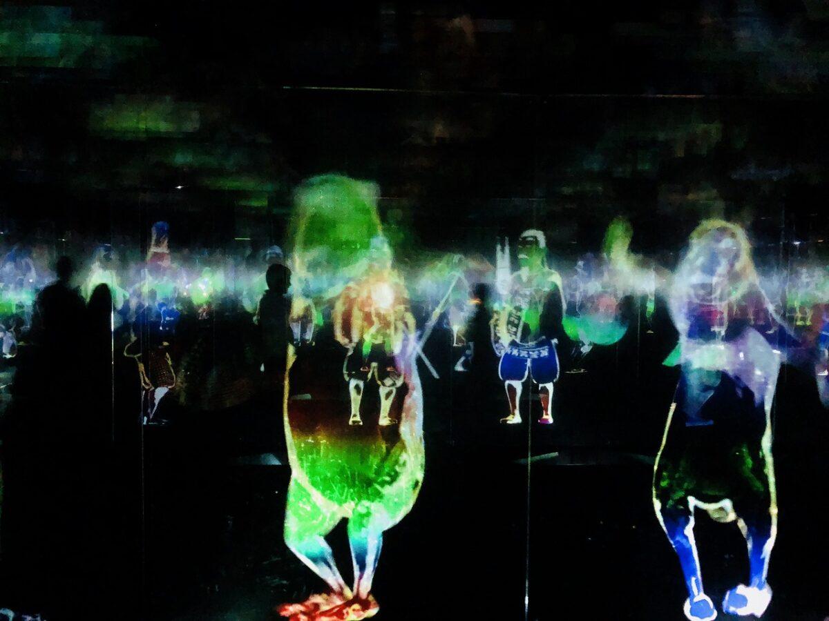 最新デジタルアートを満喫!「チームラボボーダレス」にいってきました!