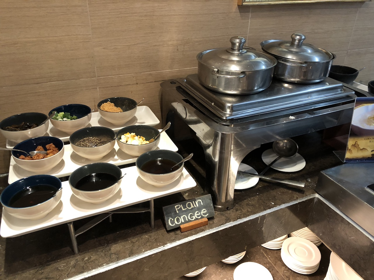 シャングリ・ラ マクタン リゾート & スパ『AQUA』で最後の朝食!