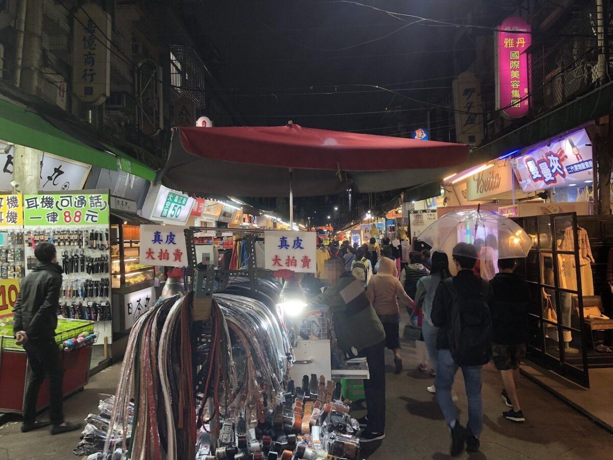 適度なローカル感が心地よい!通化街夜市をぶらぶらしてきました。