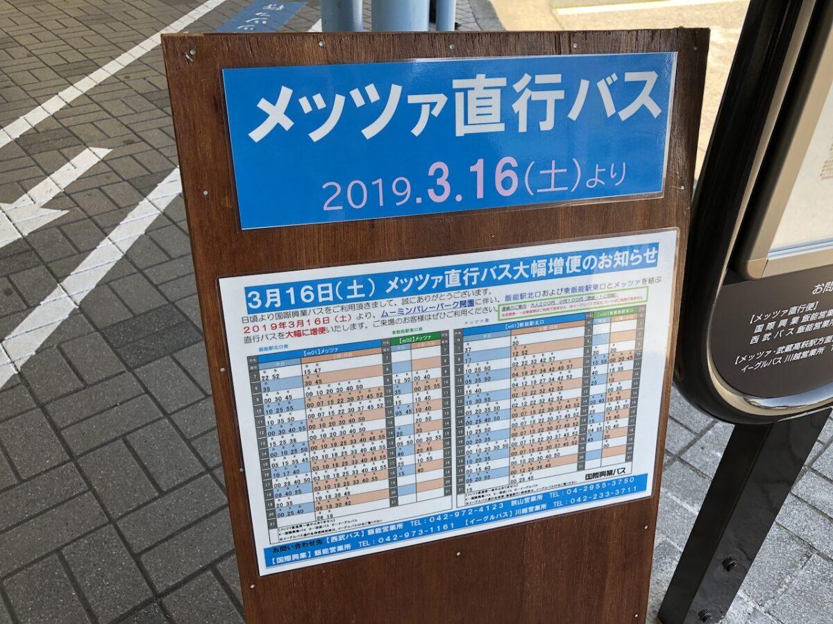 2019年3月16日オープン!埼玉県飯能市のムーミンバレーパークへ潜入!