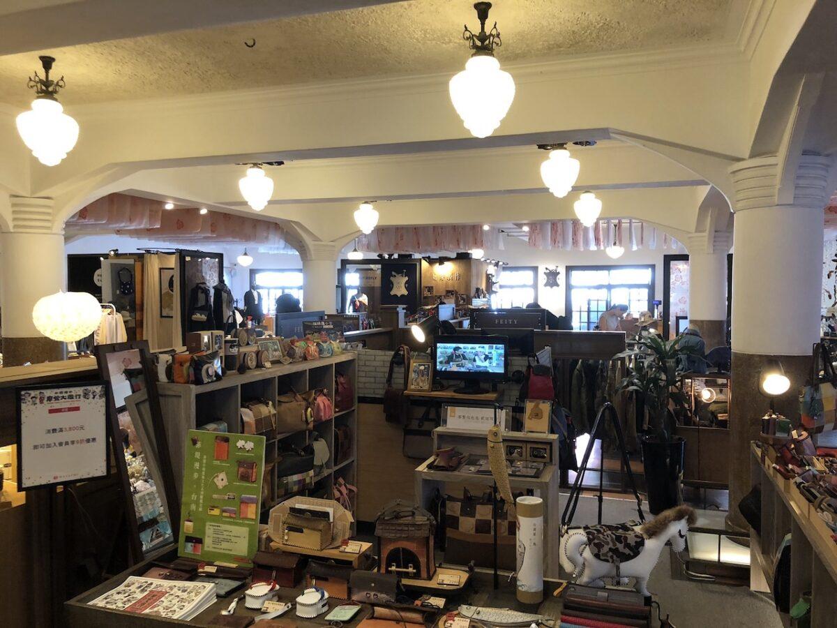 日本統治時代にできた台湾最古のデパート!「林百貨店」へ潜入!