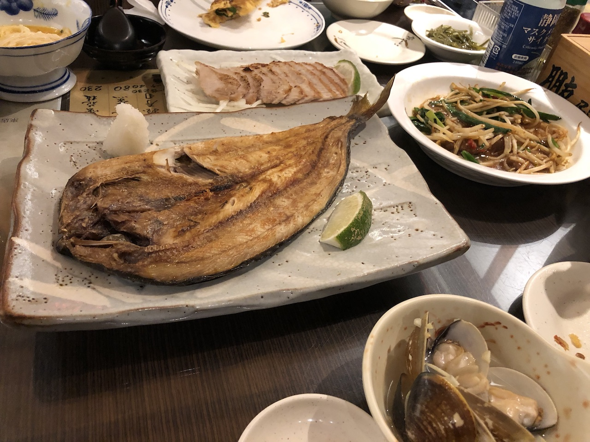 結構本格的!台南にある日本式居酒屋に行ってみました!