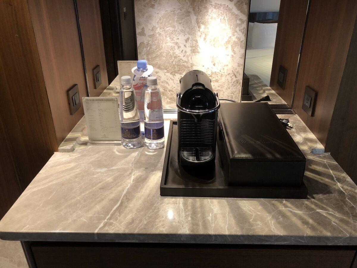 【アップグレード】3度目のシャングリ・ラホテル台北に宿泊しました。