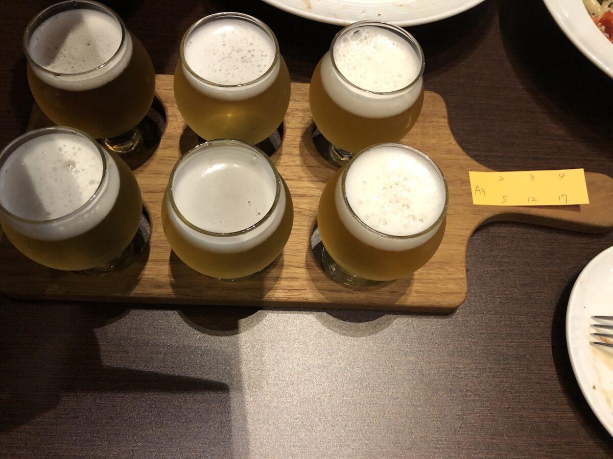 クラフトビールがいただける台中の「掌門精釀啤酒」へいってきました
