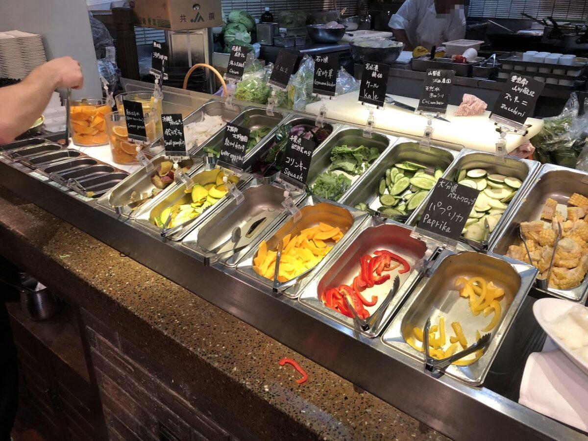 【銀座で新鮮野菜をリーズナブルに!】「農家の台所」で絶品週末ランチ