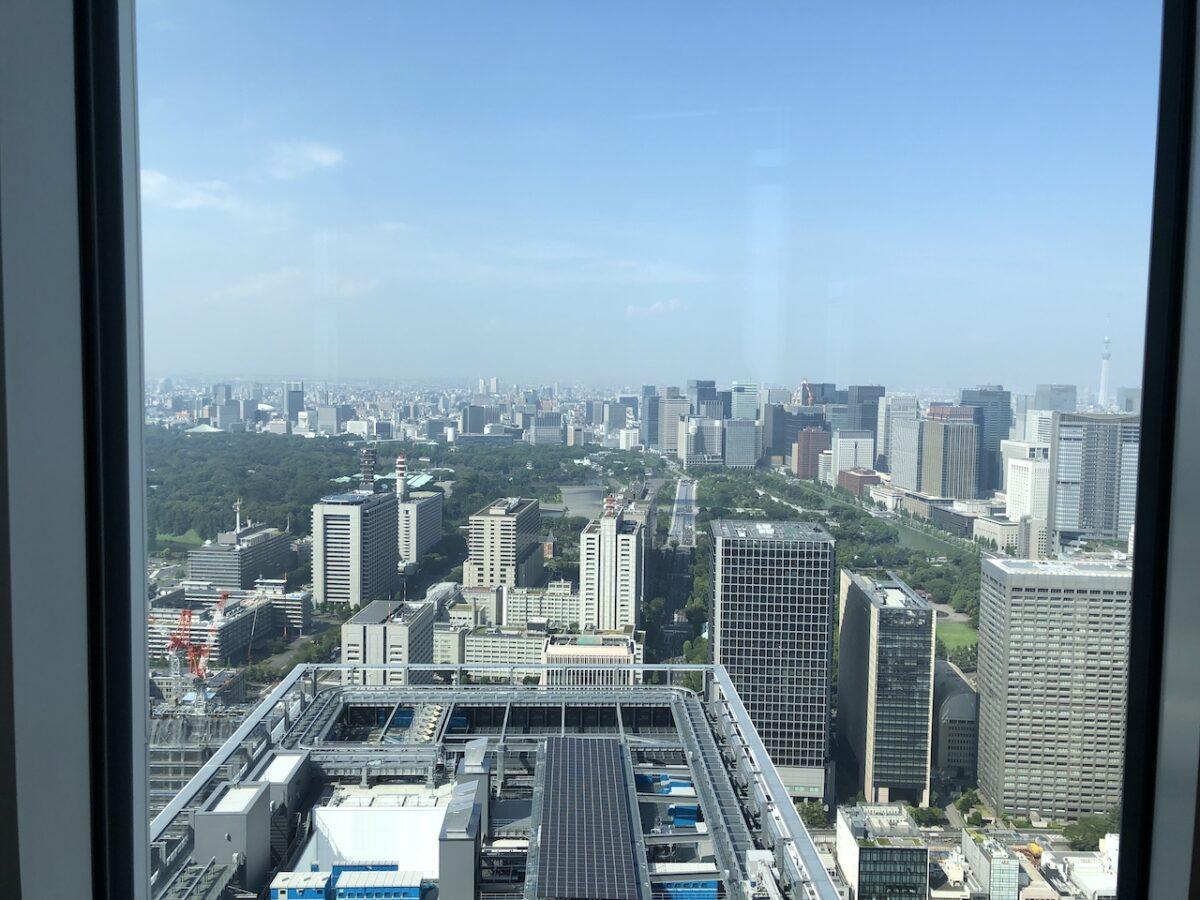 アンダーズ東京でピーチ尽くしのアフタヌーンティーを堪能!
