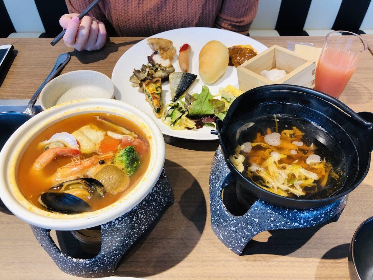 【いくらが食べ放題】「センチュリーマリーナ函館」の朝食ビュッフェ!