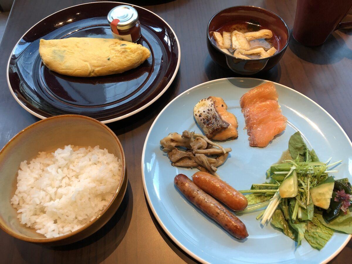 「プルマン田町東京」内のレストラン「KASA」で絶品朝食ビュッフェ!