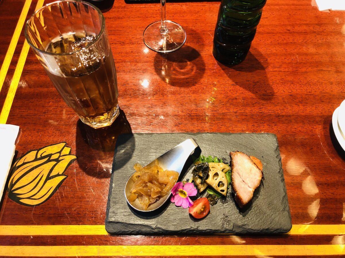 【担々麺が絶品!】「頤和園 京橋エドグラン店」でコースランチをいただきました!