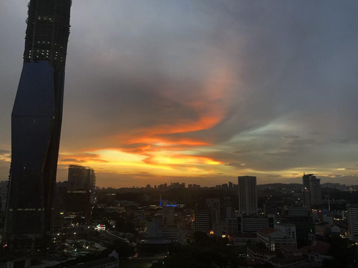 【カビゴンのベッドあり!】マレーシア・クアラルンプールでAirbnbで高級コンドミニアムに滞在!