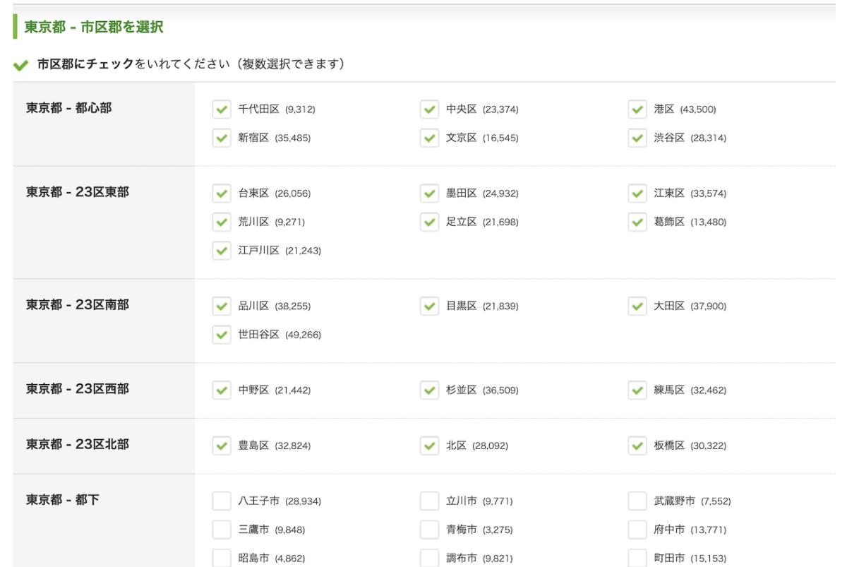 【Pythonでデータ分析!】SUUMOから情報収集して理想の賃貸物件を効率的に探してみた!