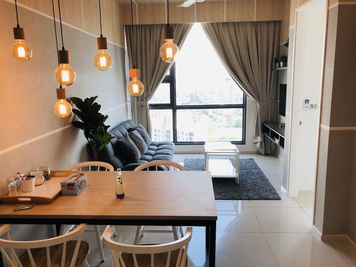 Airbnbを利用してマレーシア・クアラルンプールで高級コンドミニアムに滞在!【延泊依頼にも神対応】