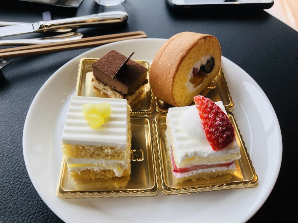 【記念日におすすめ!】ホテルニューオータニ東京のランチビュッフェで爆食い